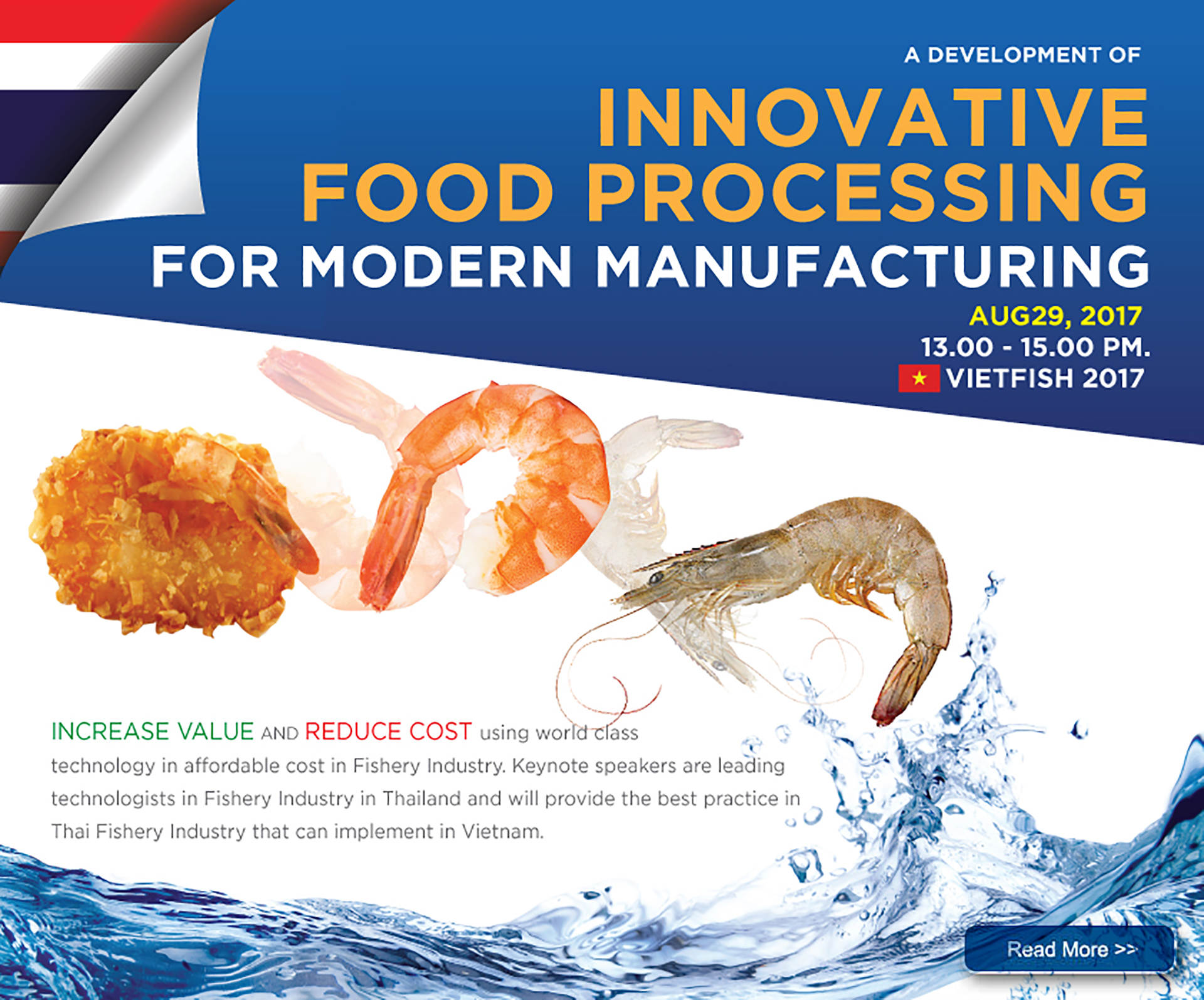 innovative food processing